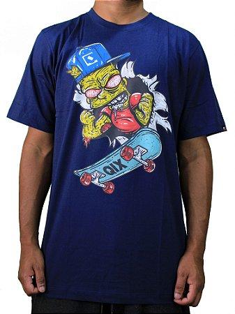 Camiseta Qix Bart Simpsons