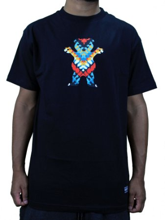 Camiseta Grizzly Tribe Og Bear