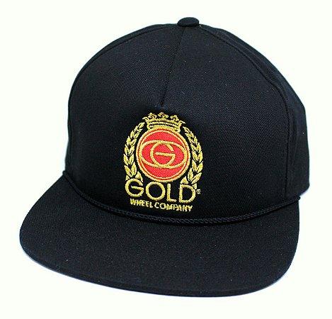 Boné Gold Wheel Company