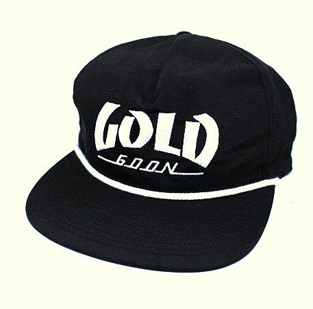 Boné Gold Goon