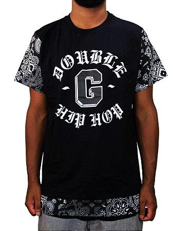 Camiseta Double-G Hip Hop