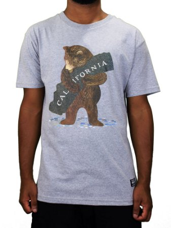 Camiseta Grizzly Loves Cali