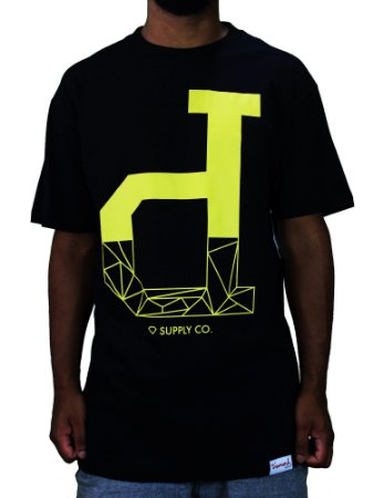 Camiseta Diamond Fractal