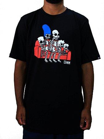 Camiseta Qix Simpsons
