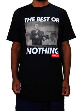 Camiseta Double-G The Best Or Nothing