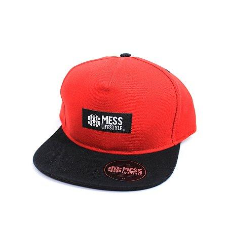 Boné Mess Red Logo