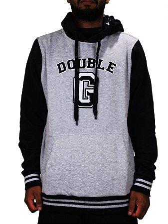 Moletom Canguru Double-G Logo