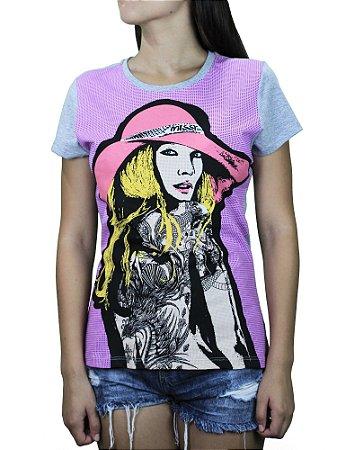 Camiseta Qix Missy Queens