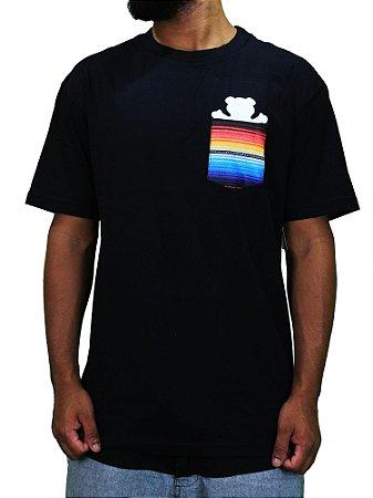 Camiseta Grizzly Baja Bear Pocket