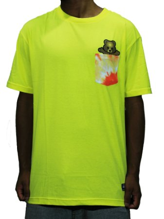 Camiseta Grizzly Pudwill Pro Pocket bear