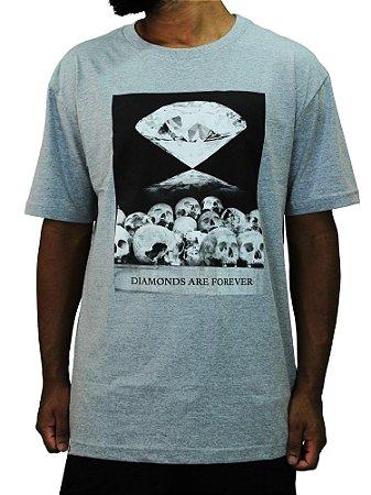 Camiseta Diamond Are Drever Tee White