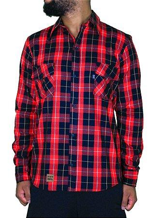 Camisa Future Xadrez