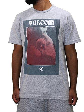 Camiseta Volcom Silk Slim Deadly