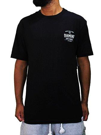 Camiseta Diamond Registration Tee