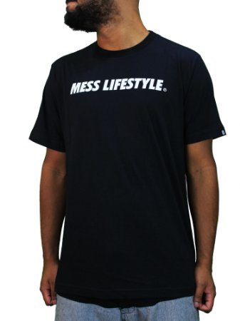 Camiseta Mess Lifestyle