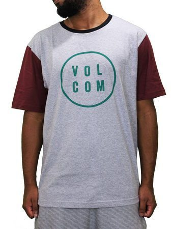 Camiseta Volcom Esp Daily Big