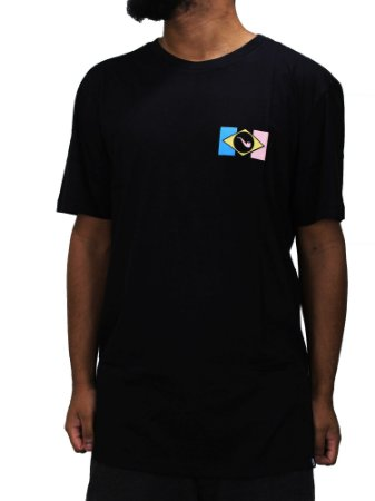 Camiseta Blaze Flag Collors