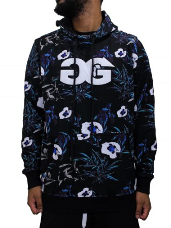 Moletom Double-G Floral