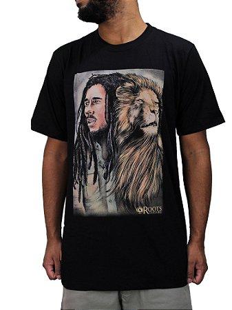 Camiseta Qix Bob Lion