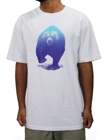 Camiseta Grizzly Skies - Beco Skate Shop ce125055bd2