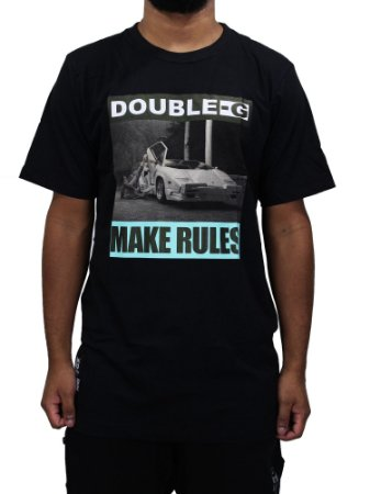 Camiseta Double-G Make Rule