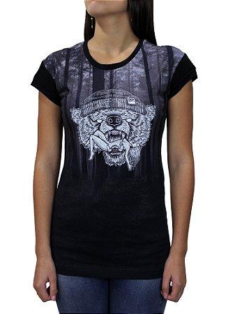 Camiseta Blunt Dark Florest