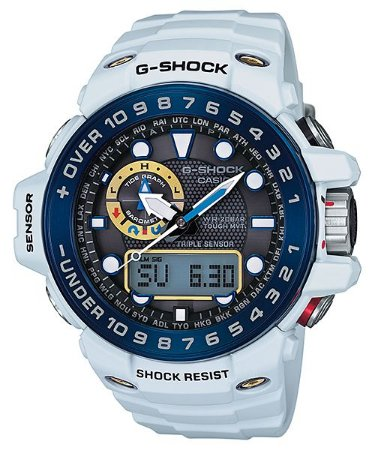 96f8599d750 Relógio Casio G-Shock GWN-1000E-8A - Beco Skate Shop