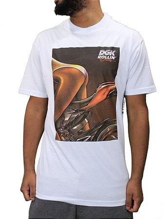 Camiseta DGK Rollin Dirty