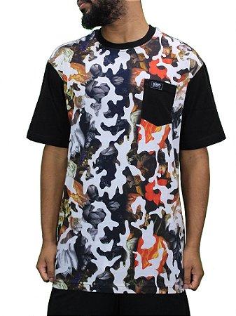 Camiseta Blunt Camuflower