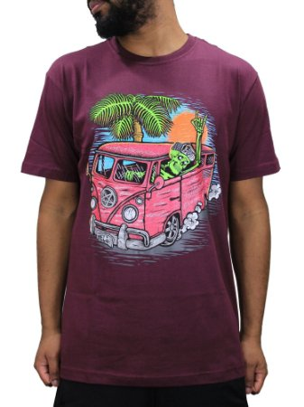 Camiseta Blunt Travel