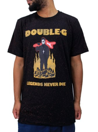 Camiseta Double-G  Starboy