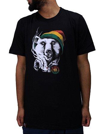 Camiseta Qix Roots Bear