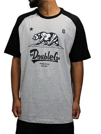 Camiseta Double-G Califa Raglan