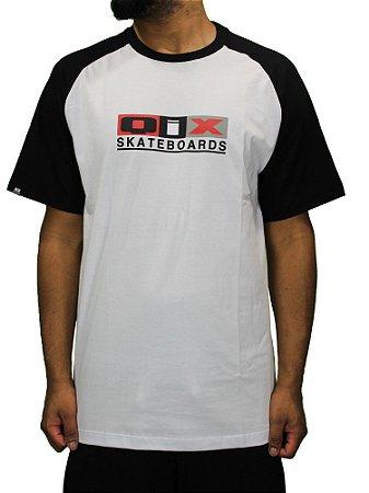 Camiseta Qix Classic Raglan