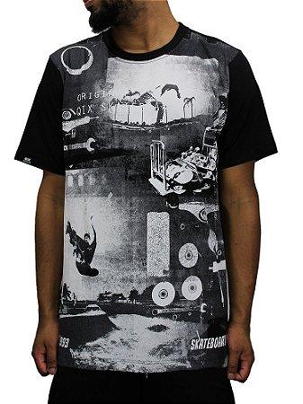Camiseta Qix Especial art Skt