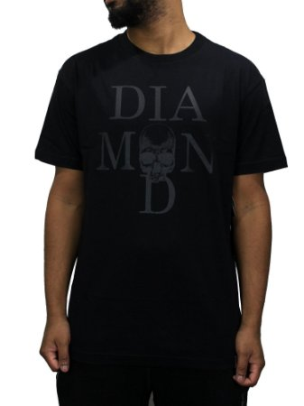 Camiseta Diamond Skull