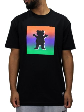 Camiseta Grizzly Poster Og Bear