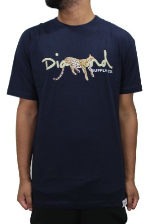 Camiseta Diamond Leopard