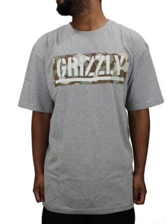 Camiseta Grizzly Sycamore