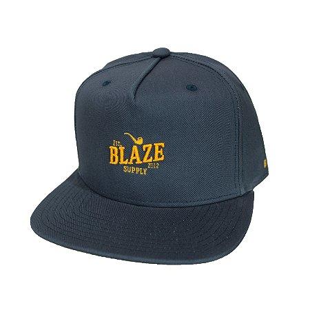 Boné Blaze Pipe Logo Small Snapback