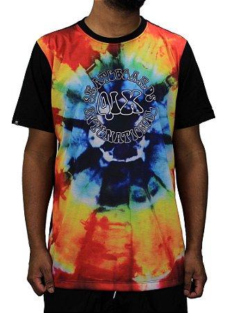 Camiseta Qix Tie Dye