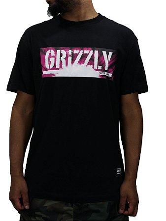 Camiseta Grizzly Tie Dye BOX