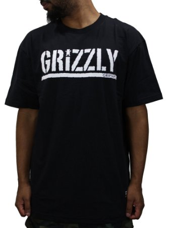 Camiseta Grizzly OG Stamp