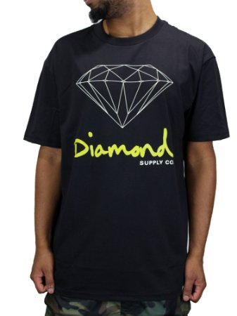 Camiseta Diamond OG Sign