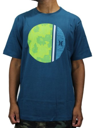 Camiseta Hurley Silk On