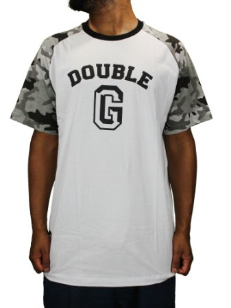 Camiseta Double-G Raglan Camo