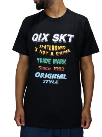 Camiseta Qix Original Style