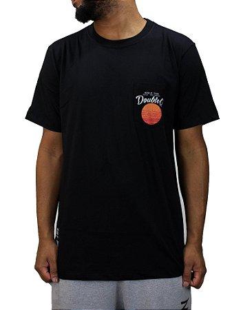 Camiseta Double-G pocket Xangai