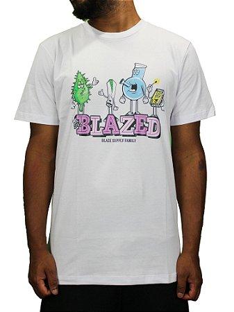 Camiseta Blaze Family