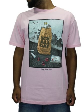 Camiseta DGK Liquor Essentials